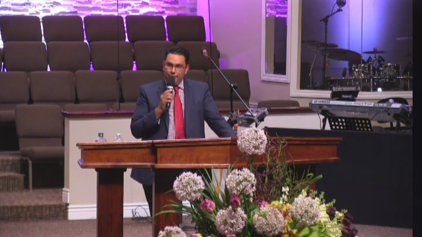 "Rev. Gabe Palma 09-13-17pm "" Hatred and Forgiveness "" MP4"