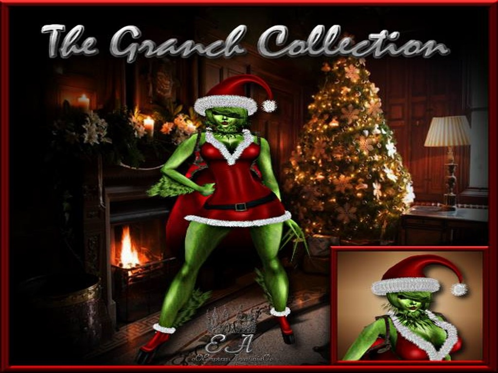 The Granch Collection No Re-Sell Rights!!!