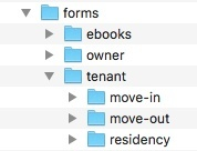 Property Management Forms Package