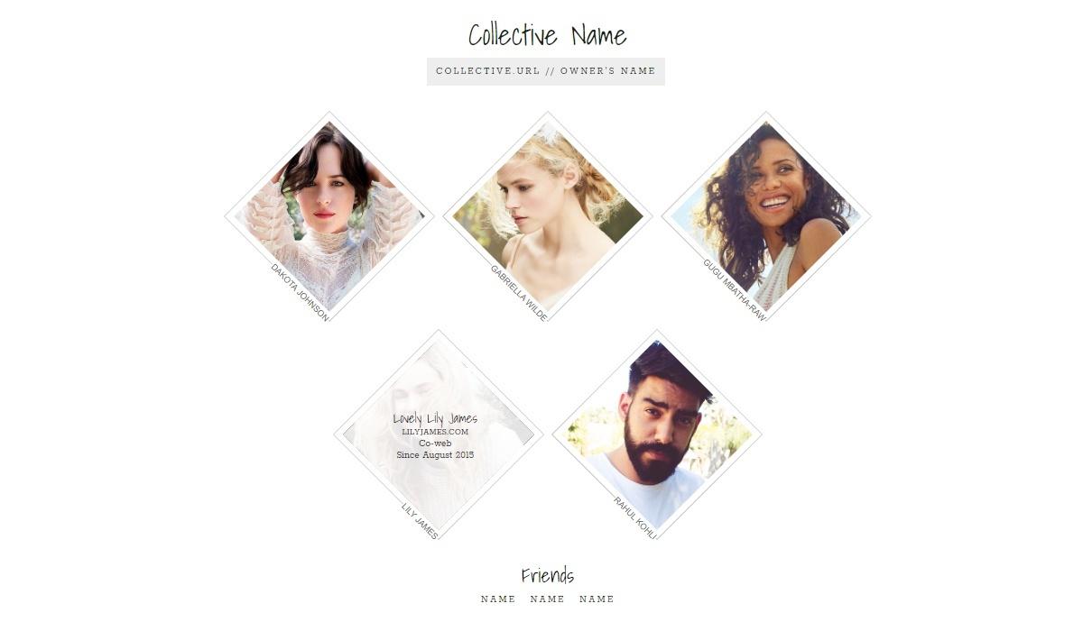 Fansite Collective - Diamond