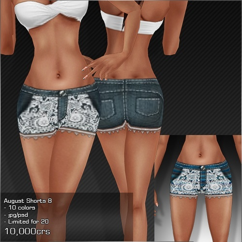 2013 Aug Shorts # 8