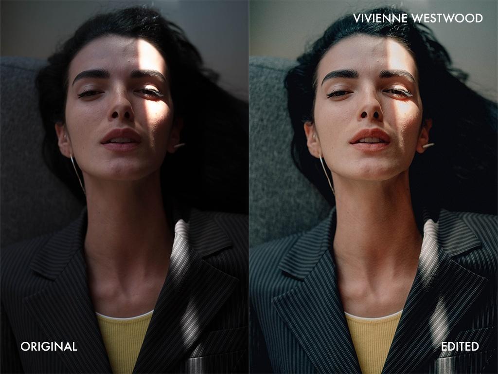 Flicka Elisa - La Femme Lightroom Preset Pack