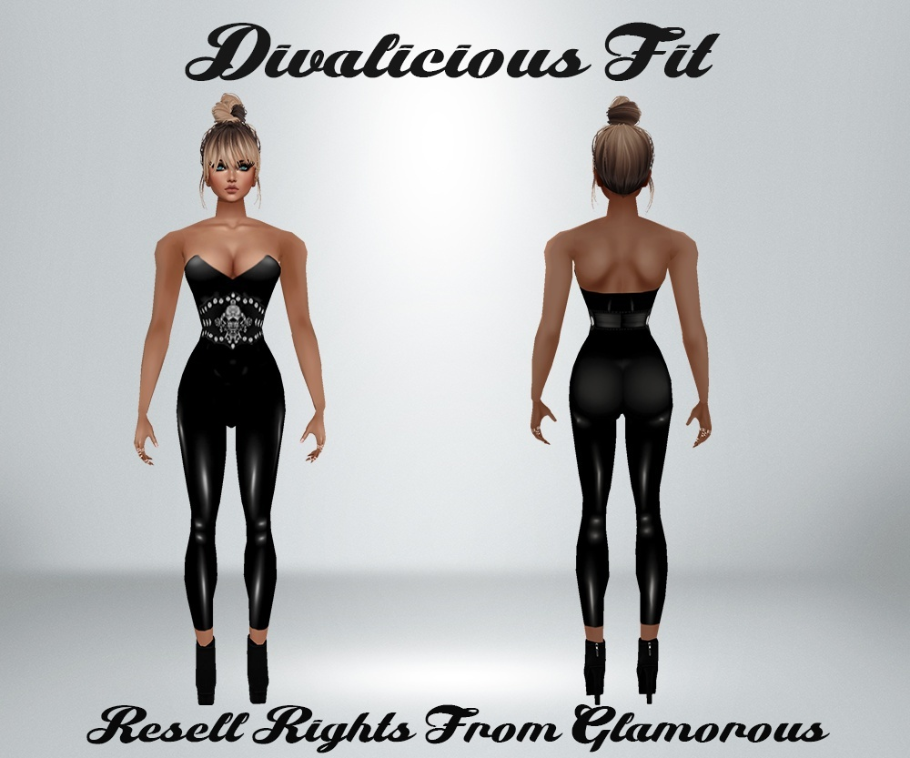 Divalicious Fit Catty Only!!!
