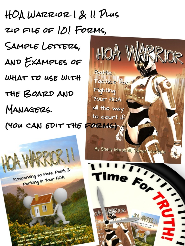 SAVE with BOOKS 1 & 2 in Homeowner KIT (Both Reports & 101 Forms in Zip File)