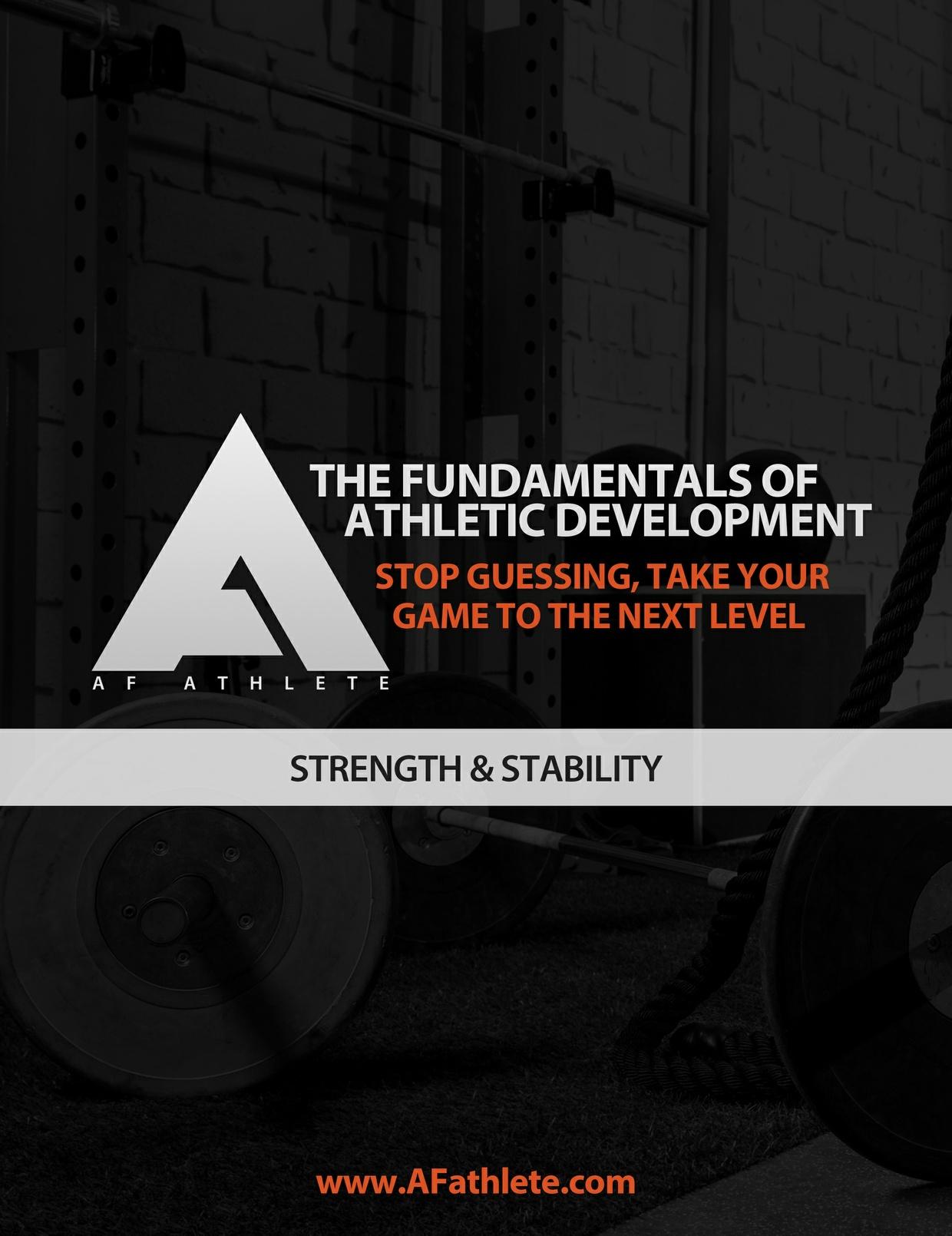 AFathlete - Stability training