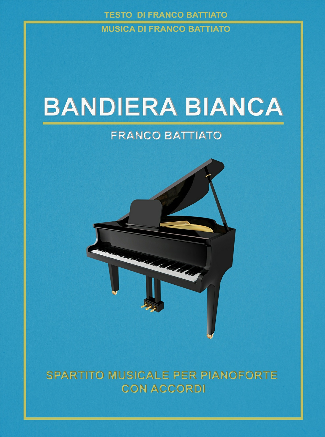 Franco Battiato - Bandiera Bianca