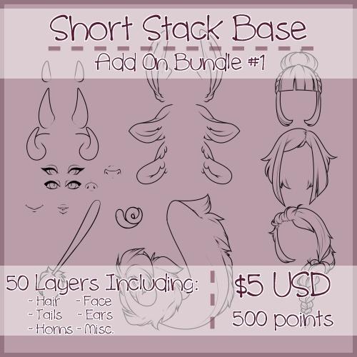 Short Stack Add On Bundle #1