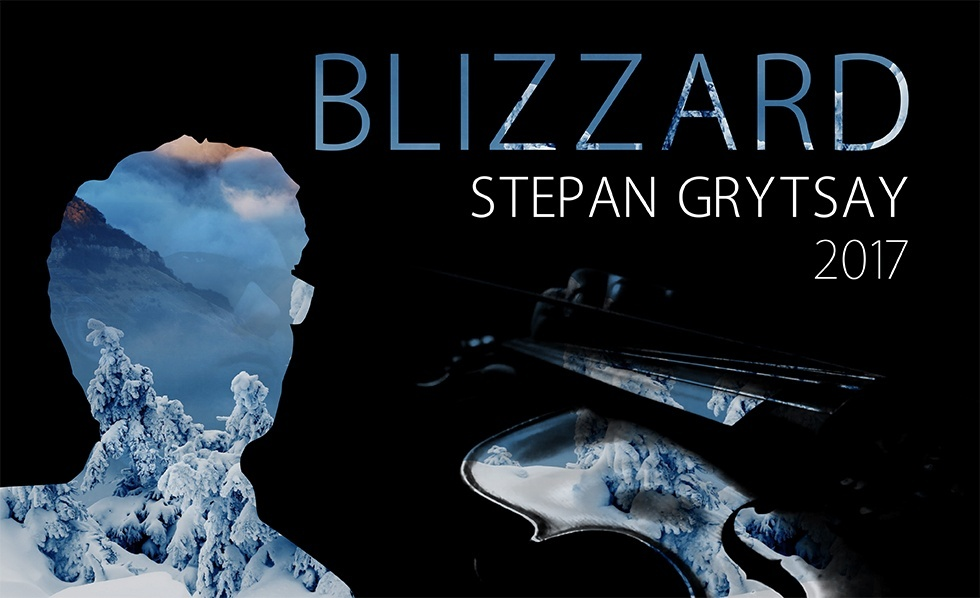 BLIZZARD for Violin & Kick