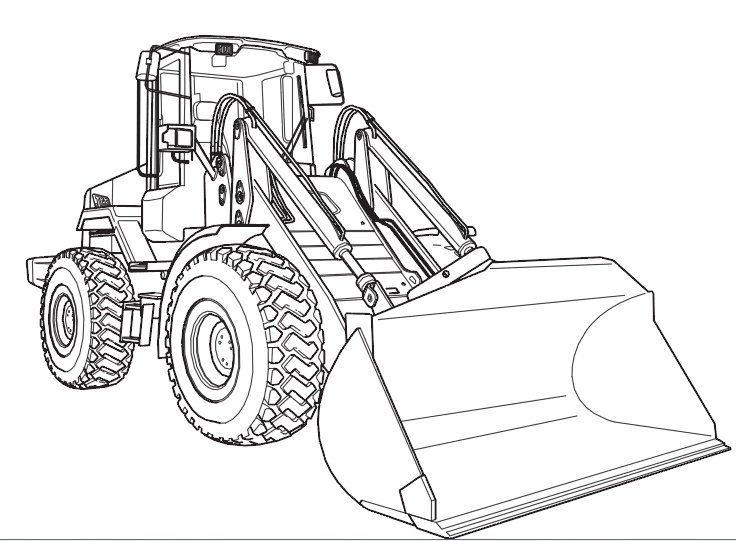 JCB 411 416 Wheeled Loader Service Repair Manual Download