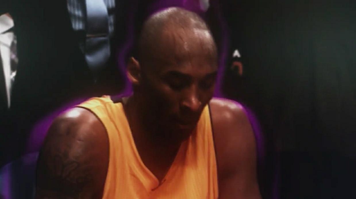 Kobe last game edit PF