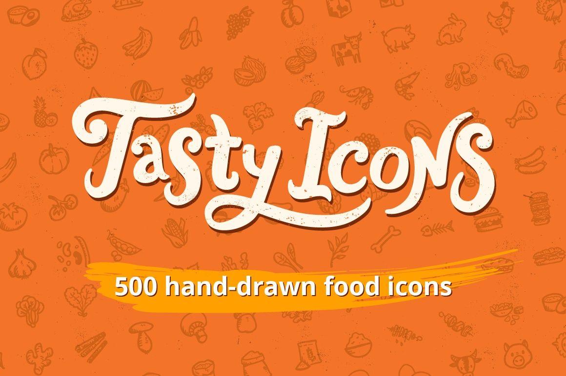 Tasty Icons