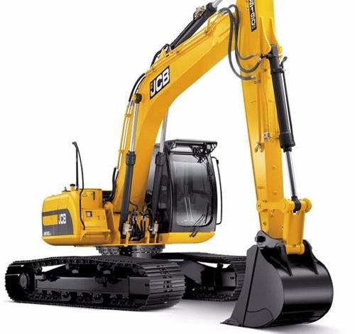 JCB JS160 JS180 JS190 Tier III Auto Tracked Excavator Service Repair Manual Download