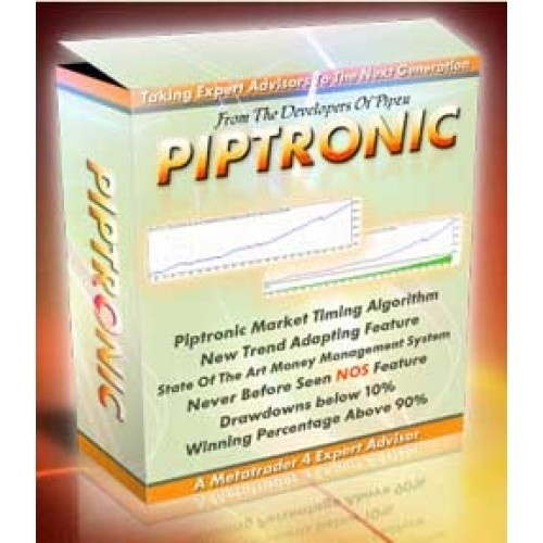 Piptronic - Forex Powerful Expert Advisor Advanced Market Adapting Technology