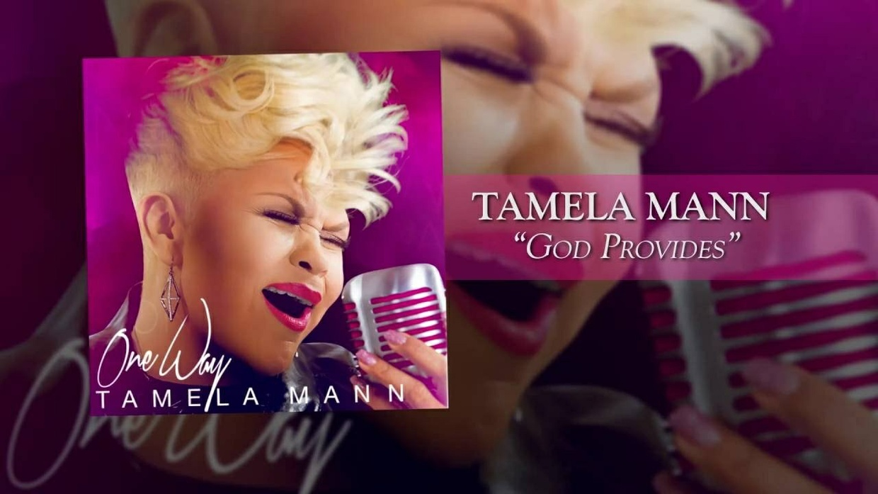 HOW TO PLAY | GOD PROVIDES | TAMELA MANN