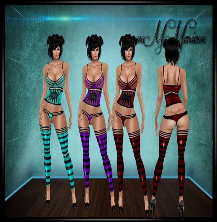 Elvira AP Sexy PVC Resell!!
