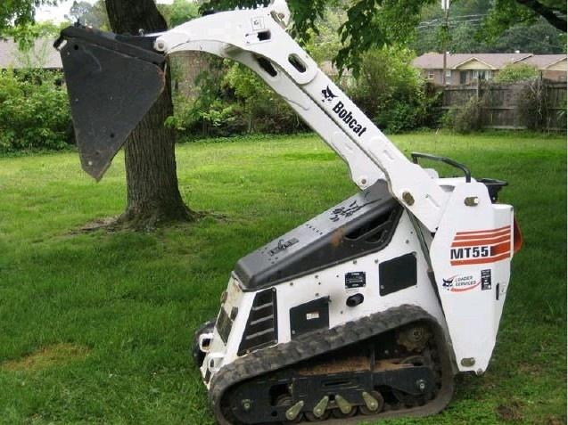 Bobcat MT52, MT55 Mini Track Loader Service Repair Manual (S/N: A3WR11001 & Above...ve)