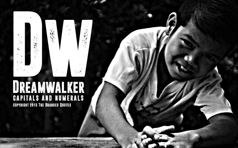 Dreamwalker (Font)