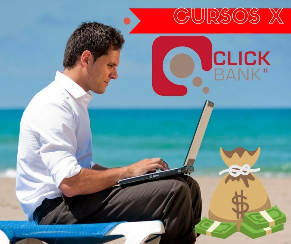 Como Ganar Dinero En Internet Con ClickBank - CURSOS X CON BONOS