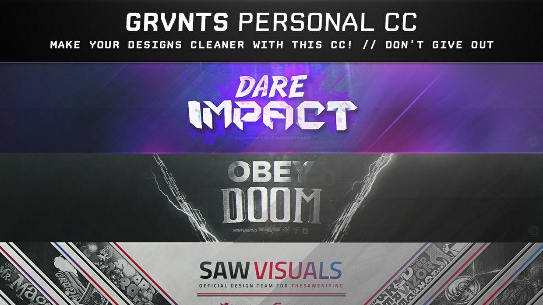 Grvnts Personal CC