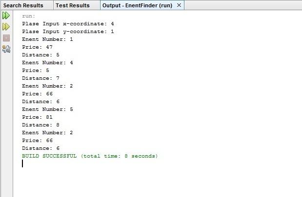 Intern/Graduate Developer Test in Java with full source code