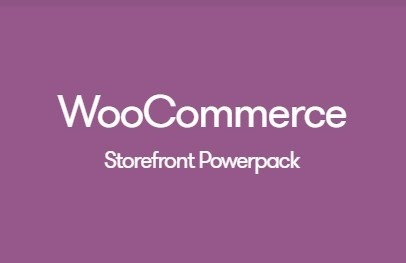 WooCommerce Storefront Powerpack 1.4.4 Extension