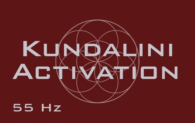 Kundalini Activation - Activate Energy at Base of Spine - 55 Hz - Binaural Beats