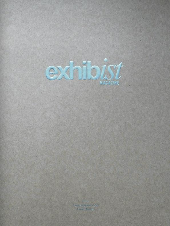Exhibist Magazine issue 6