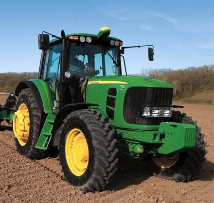 John Deere 6230, 6330, 6430, 7130 & 7230 North American Tractors Service Repair Manual (TM400819)
