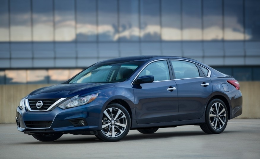 2016 Nissan Altima Model L33 Series, OEM Service and Repair Manual
