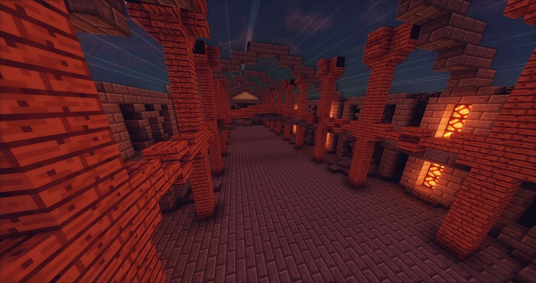 Minecraft Prison Map