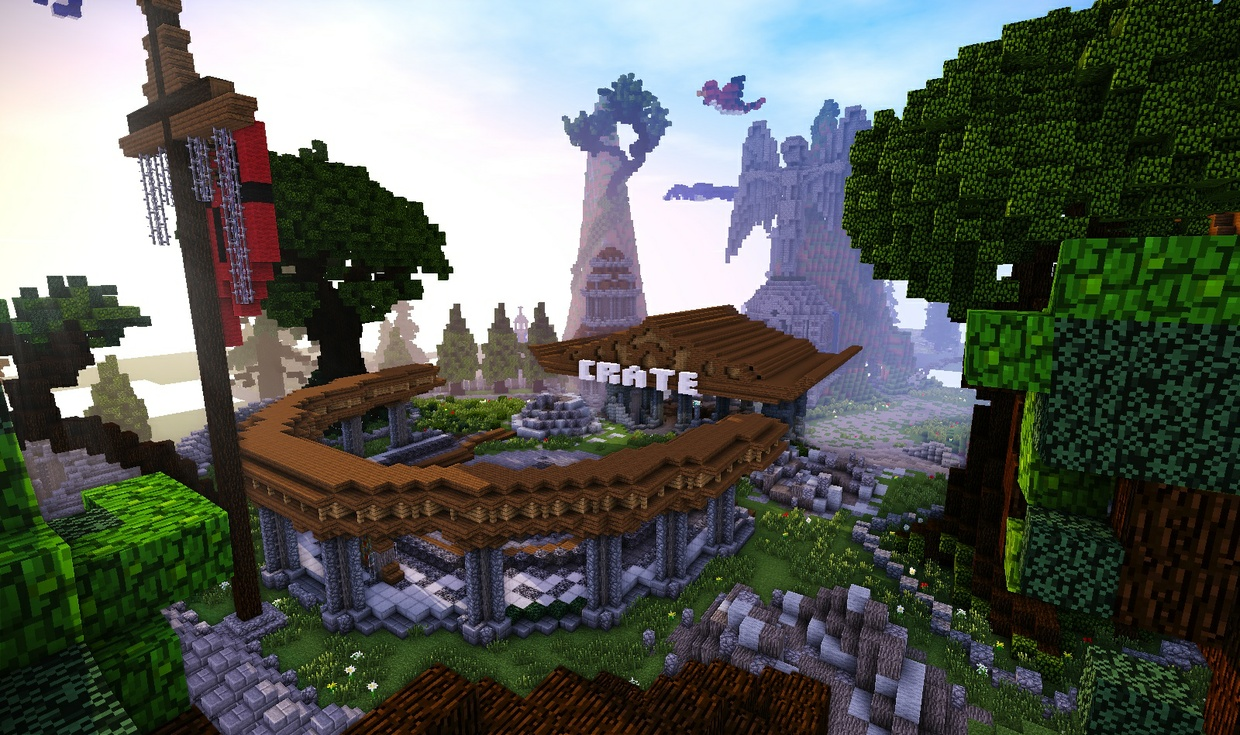 ❅ HCF Greek Spawn + Road ❅