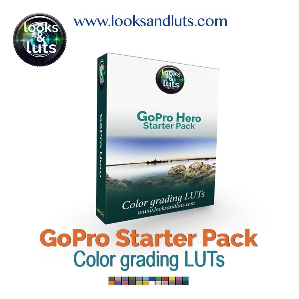 GoPro Hero - Starter Pack