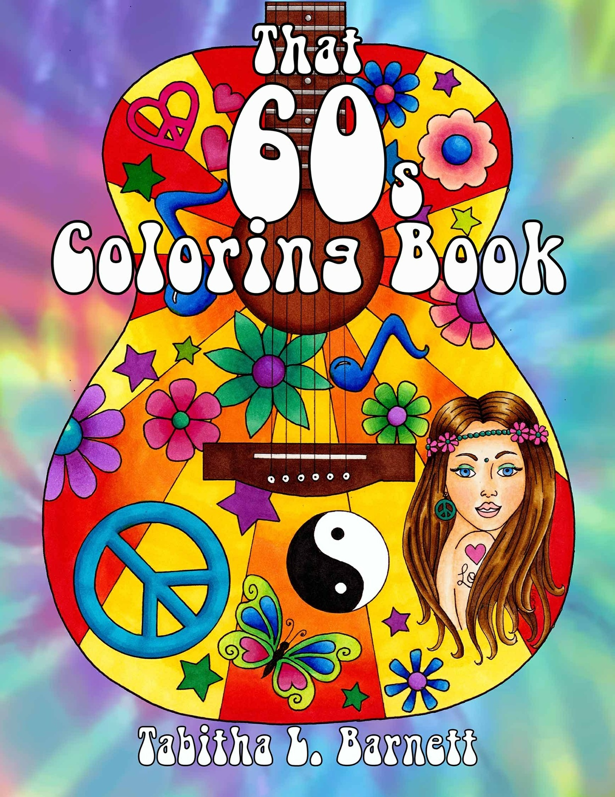That 60s Coloring Book PDF