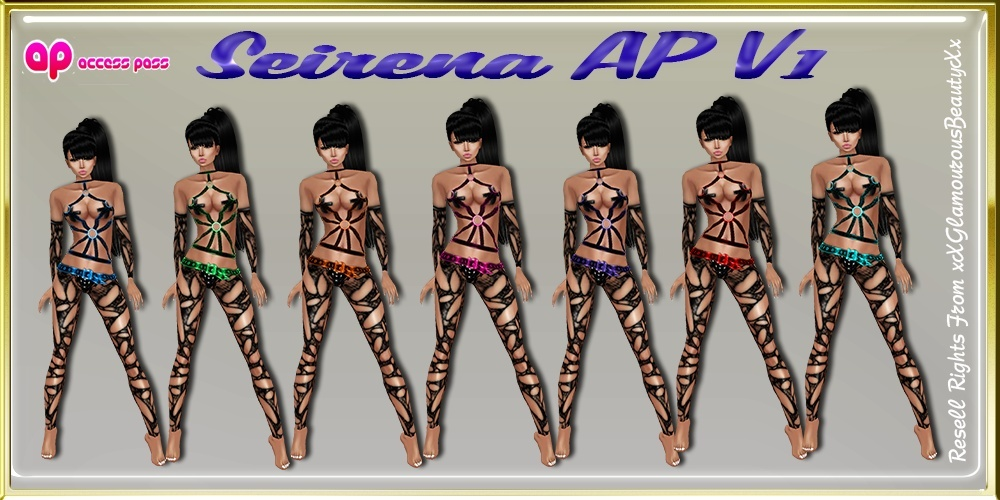 Seirena AP V1 Catty Only!!!