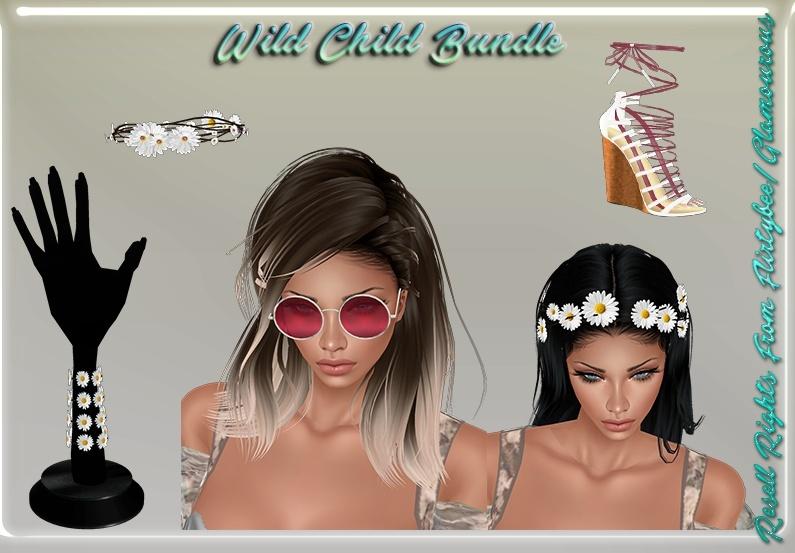 Wild Child Bundle Catty Only!!!