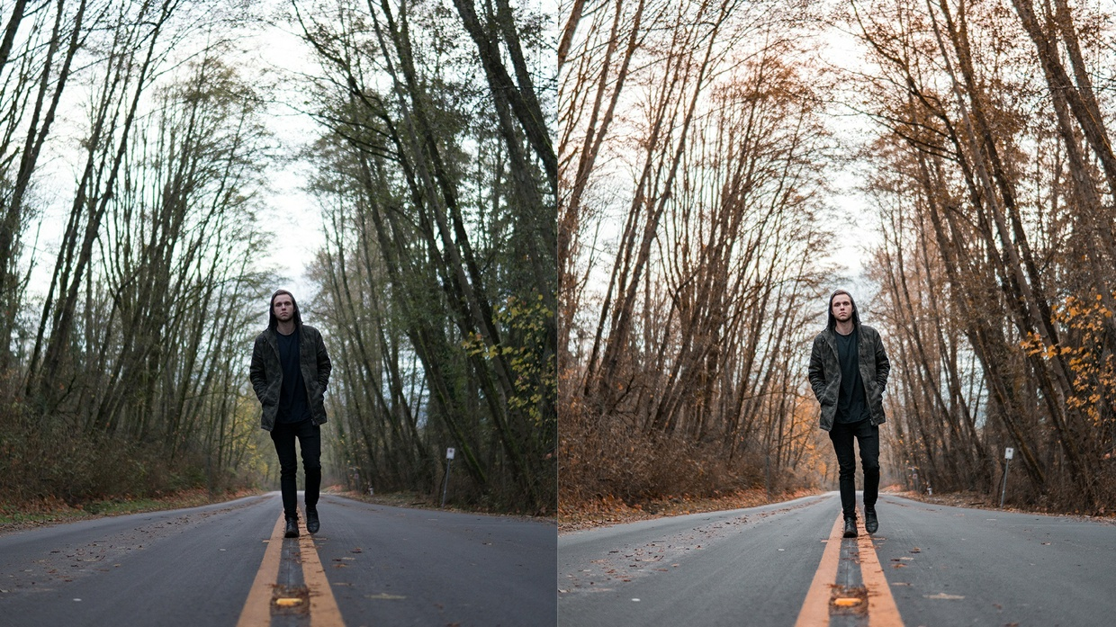 RORY KRAMER LIGHTROOM PRESETS! - Amazing for all content creators!