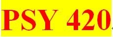 PSY 420 Week 3 participation Principles of Behavior, Ch. 9