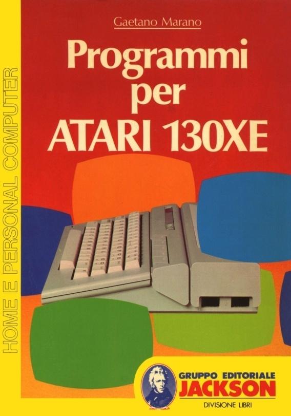 Programmi per Atari 130XE