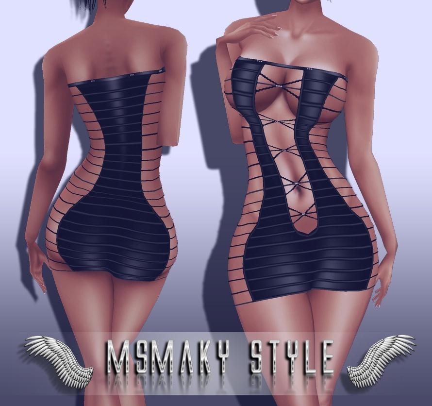 ~ Sexy Short Dress ~