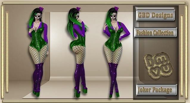 The Joker Pack CATALOG ONLY!!