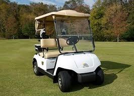 Yamaha Golf Cart Electric Parts and Service Manual