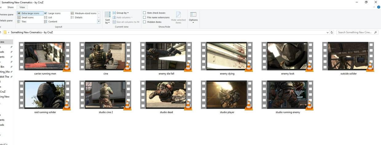 "BO2 PC Cinematics Pack - ""Something New"" by CruZ"