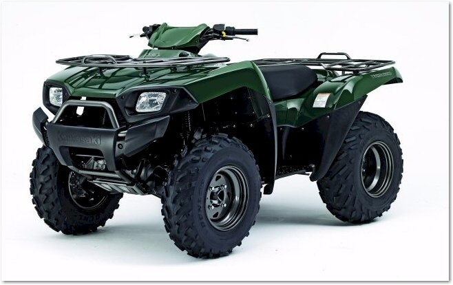 2005 KAWASAKI BRUTE FORCE 650 4x4, KVF 650 4x4 ALL TERRAIN VEHICLE SERVICE REPAIR MANUAL