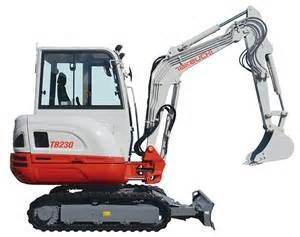 Takeuchi TB230 WETB230_F-XA Mini Excavator Service Repair Workshop Manual (S/N:130000003 & Above)