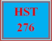 HST 276 Week 4 Week Four Worksheet
