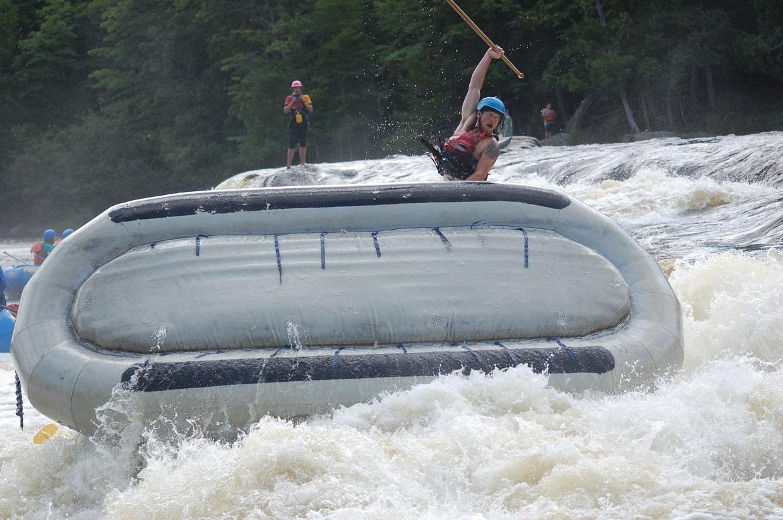 Penobscot Rafting 08/20/2017