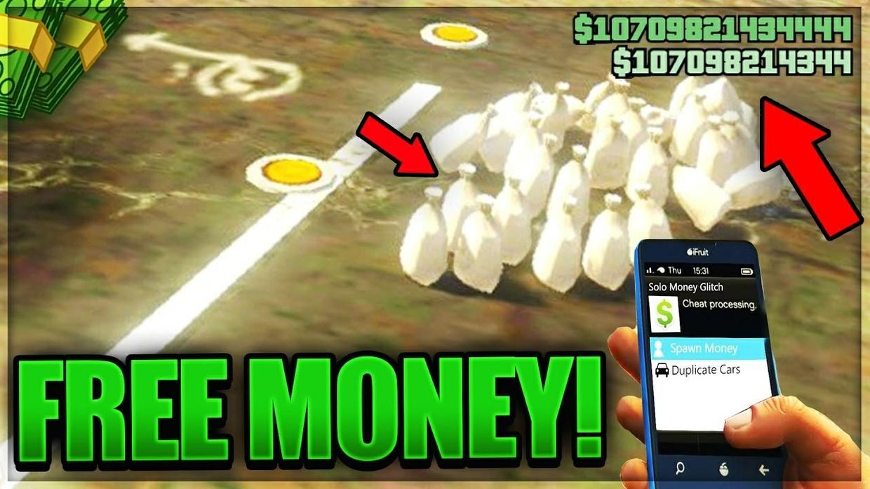 Small Money drop !