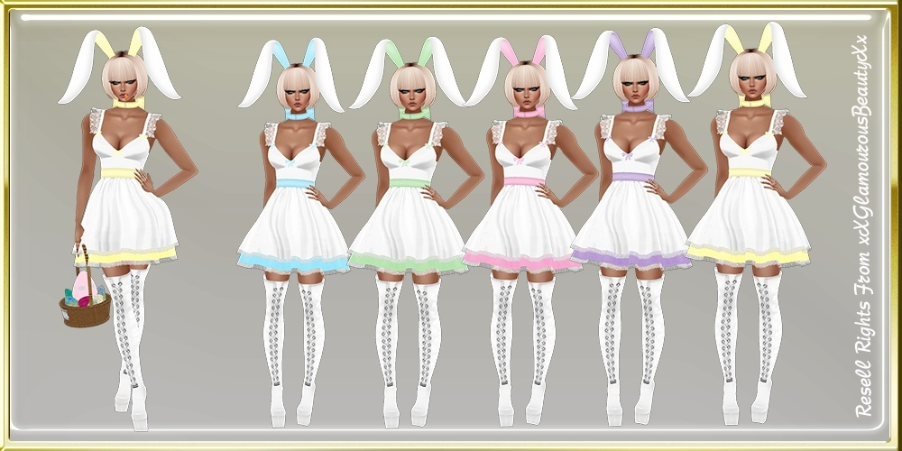 Custom Easter Bundle Catty Only!!!