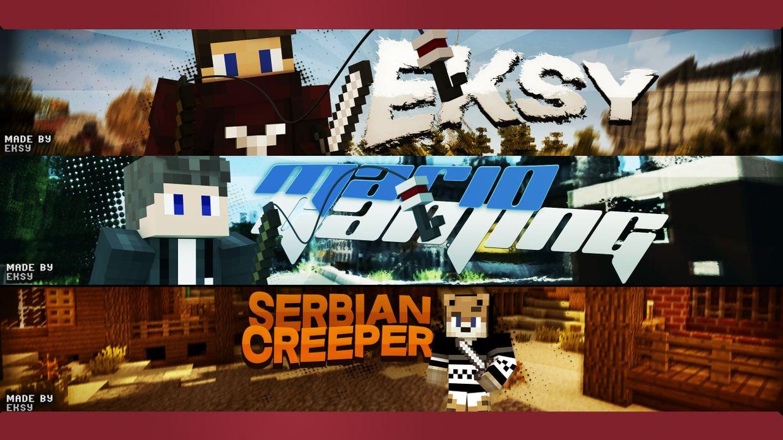 YouTube | Minecraft 2DBanner