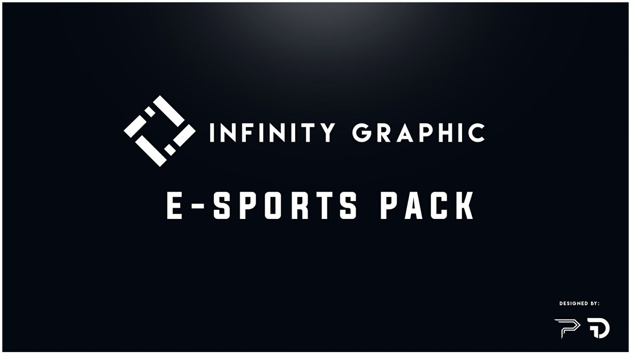 -INFINITY GRAPHIC ESPORTS PACK-